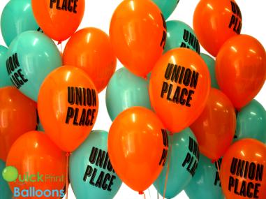 Quick Print Balloons